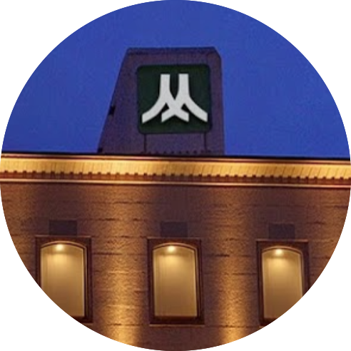三島プラザホテル外観